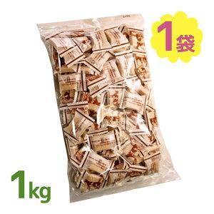 【送料無料】 日邦製菓 北海道ミルクキャラメル 1kg 個包装 大容量 お菓子 おやつ 大袋 業務用