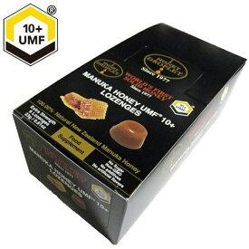 【ポイント18倍!】【送料無料】 マヌカハニー ハニードロップレット 23g×12箱セット UMF10+ ニュージランド産 のど飴 キャンディ