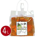 【ポイント2倍!】【送料無料】 えがおの力 4L 多目的液体洗剤 鶴田商会 オーガニック洗剤