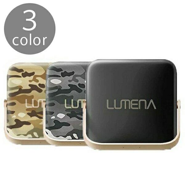 【ポイント12倍!】【送料無料】 LUMENA7 ルーメナー7 全3色 LEDランタン 充電式 おしゃれ コンパクト 防災グッズ