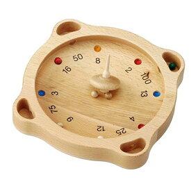 【送料無料】 メスピ MESPI チロリアン・ルーレット ME10100 知育玩具 木製ゲーム 木のおもちゃ イタリア