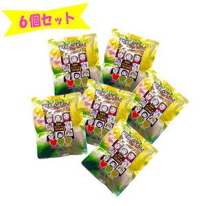 【送料無料】 歯医者さんが作ったデンタルグミ 15粒×6個セット ハードグミ 甘味料キシリトール100% お菓子