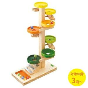 【送料無料】 BECK ベック社 トレイクーゲルタワー・レインボー BE20030R おもちゃ トイ 知育玩具