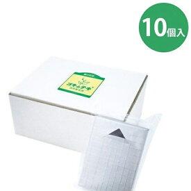 【送料無料】 森の生活 ゴキのテキ 10個入 ゴキブリ忌避剤 消臭剤 日用品 台所害虫対策 業務用 家庭用