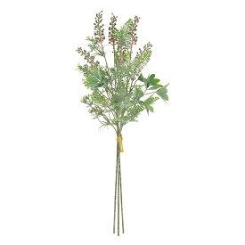 造花 ベリーグラス モーブグリーン アンティーク風雑貨 インテリアグリーン 実房丈10cm 巾20×長さ64cm 1束
