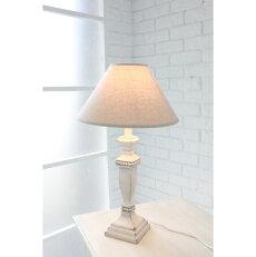 アンティーク風雑貨テーブルランプアンティークインテリアライト照明【カーロウ・シェードランプ】コベントガーデン