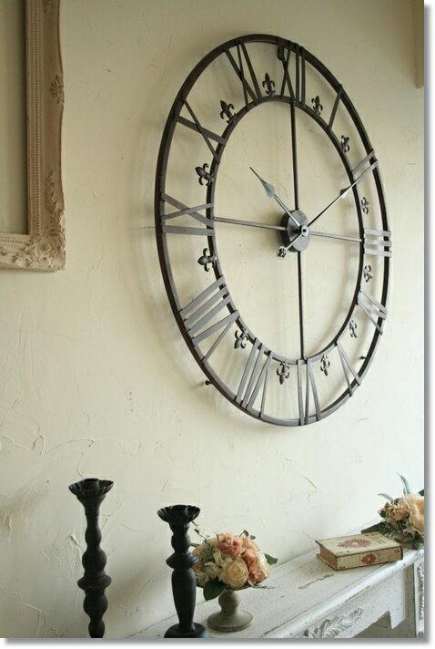 アンティーク掛け時計アンティークラージクロックコベントガーデン
