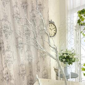 ウェルカムツリー マンザニータ ツリー 枝 インテリア ブランチ クリスマスツリー ホワイト アンティーク雑貨 巾32cm×高さ102cm