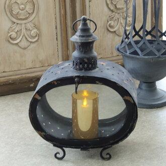 韦塞尔灯笼Oval(AYDZ103011)/古董室内装饰花园天然杂货
