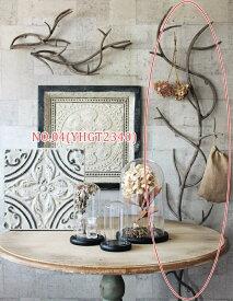 アンティーク風 雑貨 アンティーク 雑貨 壁面装飾 ディスプレイ ガーデニング【アイアンウォールバイン L】
