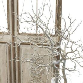 ウェルカムツリー マンザニータ ツリー 枝 インテリア ブランチ マンザニータ グレーホワイト アンティーク雑貨 巾50cm×高さ95cm