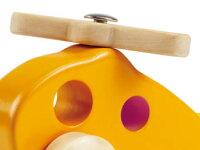 木のおもちゃHAPEハペ知育玩具リトルコプター【楽ギフ_包装選択】【楽ギフ_のし】【楽ギフ_のし宛書】【楽ギフ_メッセ入力】