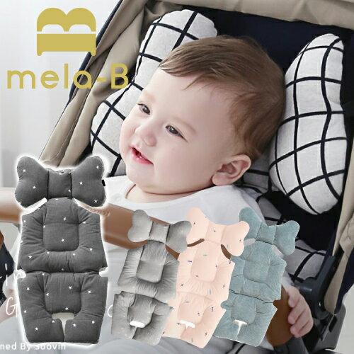 メラビー ベビーカーシート プレミアムライン 全14種 オールシーズン 男の子 女の子 3ヵ月〜3歳 mela-B BabyLiner
