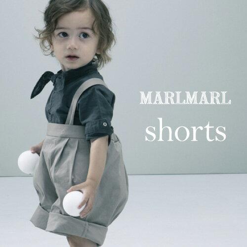 マールマール | shorts 2way[送料・ラッピング無料]ベビー服 女の子 ショーツ パンツ キッズ (0歳 - 6歳)フォーマル 赤ちゃん 結婚式 MARLMARL 出産祝い 人気 おすすめ 夏 冬 プレゼント ギフト 送料無料