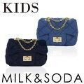 ミルク&ソーダ[MILK&SODA]|キッズバッグAVAheartsblueオーストラリア夏プールリゾート海フォーマルパーティーオシャレママ