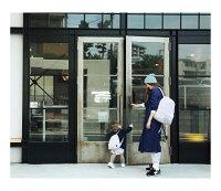 子ども|リュック[送料無料]THEATHEA-THREE-(BABY)ハーネス付きリュック子供バッグバッグパックティアティアおしゃれシンプルリュックサックかわいい白黒グレーお洒落インポートLA便利ギフト送料無料【3aniv】02P07Feb16