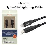 cheeroType-CtoLightningCable