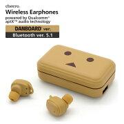 cheeroWirelessEarphonesBluetooth5.1Danboardver.
