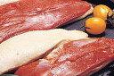鴨ロース(むね肉)冷凍1kg(2〜5枚)ステーキカット【RCP】