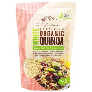 シェフズチョイスオーガニックキヌア500gOrganic white quinoa