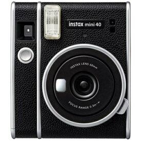 富士フィルム チェキカメラ instax mini40