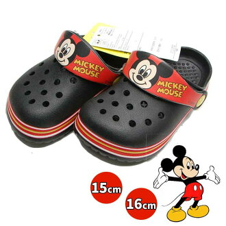 It is back belt 15cm 16cm for sandals Disney Mickey character shoes sabot type sandals festival in the summer