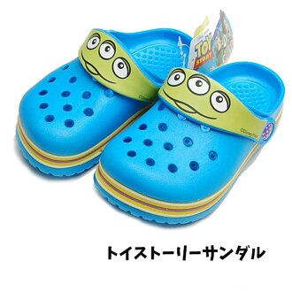 It is back belt 14cm 16cm for sandals Disney alien Toy Story character shoes sabot type sandals festival in the summer
