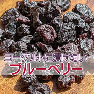 ブルーベリー 200g ドライフルーツ 保存料不使用 ヨーグルト ノンオイル オイル不使用