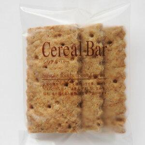 クッキー mini シリアル・バー 4袋 (3枚入) 有機原料 卵不使用 お菓子 健康おやつ 大人 子供 キッズ 有機 有機野菜 雑穀 ライ麦 玄米 全粒粉 国産 シリアルバー