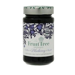 有機ブルーベリースプレッド (Fruit Tree社) J21 (250g) /アリサン Alishan 【無添加・有機JAS・無漂白・オーガニックなどのドライフルーツやナッツ、食材が多数】