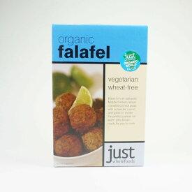 有機ファラフェルミックス K10 (120g) /アリサン Alishan 【無添加・有機JAS・無漂白・オーガニックなどのドライフルーツやナッツ、食材が多数】