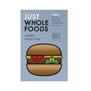 有機ベジタリアンバーガーミックス K14 (125g) /アリサン Alishan 【無添加・有機JAS・無漂白・オーガニックなどのドライフルーツやナッツ、食材が多数】