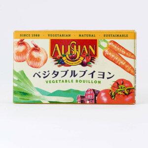 野菜ブイヨン K43 (80g (10g x 8 )) /アリサン Alishan 【無添加・有機JAS・無漂白・オーガニックなどのドライフルーツやナッツ、食材が多数】