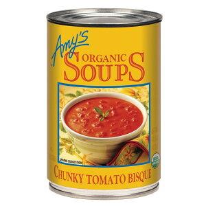 チャンキートマトスープ K56 (411g) /アリサン Alishan 【無添加・有機JAS・無漂白・オーガニックなどのドライフルーツやナッツ、食材が多数】