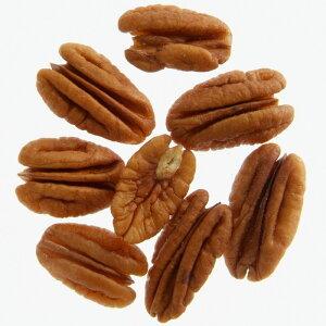 有機ペカンナッツ(生) N45X (13.66kg) /アリサン Alishan 【無添加・有機JAS・無漂白・オーガニックなどのドライフルーツやナッツ、食材が多数】