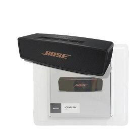 ポータブルワイヤレススピーカー カーボン Bose SoundLink Mini Bluetooth speaker II
