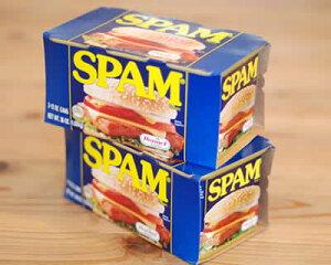 SPAM スパム レギュラー ランチョンミート 340g×6パック