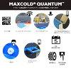 冷却器的圆顶冰屋冰屋和我成长 MAXCOLD maxcold 溢价脚轮冷却器框 62 QT 62 qt/58 L 58 l COOLERBOX
