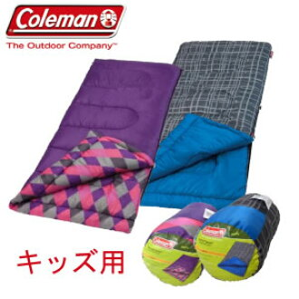 Sleeping Bag Outdoor Camping Kids Washable Envelope Type Pretty Compact 152cm For The Child Coleman