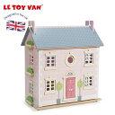 【期間限定セール】イギリス 木製&ペイントドールハウス レトイバン【C1000】 ベイツリーハウス  Le Toy Van レ・ト…