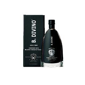 【ラッピング対応】マルピーギ社 6年熟成バルサミコ酢 バルサモ・ディヴィーノ 200ml