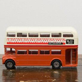 CORGI コーギー ミニカー ROUTEMASTER BUS OXO LIVERY 英国 ロンドン ダブルデッカー 2階建てバス