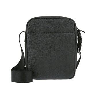 EMPORIO ARMANI / Emporio Armani bags men's shoulder bag SLING BAG black Y4M054 YC89J80001 NERO