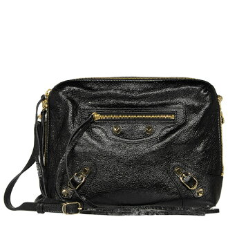 Balenciaga BALENCIAGA bag ladies 2-WAY shoulder bag black CLAS... REPORTER AJ 431649 D94IG1000 NOIR