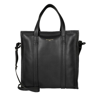 Balenciaga BALENCIAGA bag ladies 2WAY Tote / shoulder bag A4 BAZAR SHOPPER S AJ black 443,096 DL10N1000 NOIR