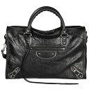 d03ac8dfdd54 Bag0198 01. Coming Soon. Balenciaga BALENCIAGA bag ladies 2-WAY handbag  CLASSIC METALLIC EDGE CITY ...