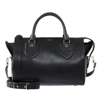 베리/BALLY 가방 여성 BLOOM MD 2WAY 핸드/숄더백 블랙 BOWLING BAG 6190992 10 BLACK