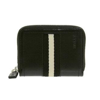 베리 BALLY 지갑 여성용 동전 지갑 TEBIOT 블랙 COIN PURSE 6179160 290 BLACK