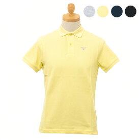 バブアー BARBOUR メンズ ポロシャツ SPORTS POLO SHIRT MML0358 [全4色]【英国】