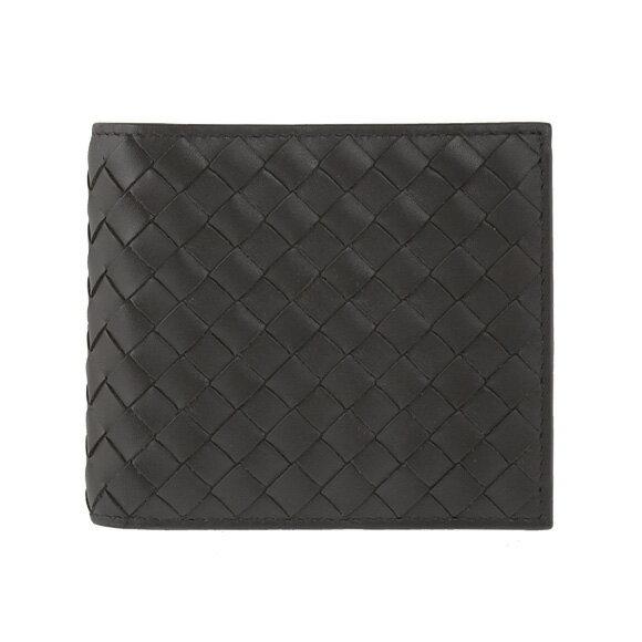 ボッテガヴェネタ BOTTEGA VENETA 財布 メンズ 二つ折り財布(小銭入れ付) ダークブラウン 193642 V4651 2006 ESPRESSO